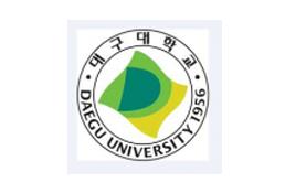 Graduate Program in Biological Science at Daegu University in South Korea
