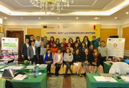 AsiFood-NutriSEA Joint Workshop