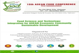 15th ASEAN FOOD CONFERENCE